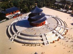 Templo del cielo. Terraza del triple eco.Chine-Culture.com